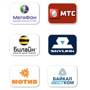 Операторы сотовой связи Возрождения