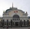 Железнодорожные вокзалы в Возрождении