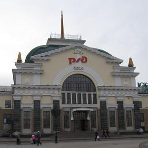Железнодорожные вокзалы Возрождения