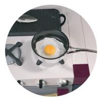 Современное дорожное кафе Баранка - иконка «кухня» в Возрождении